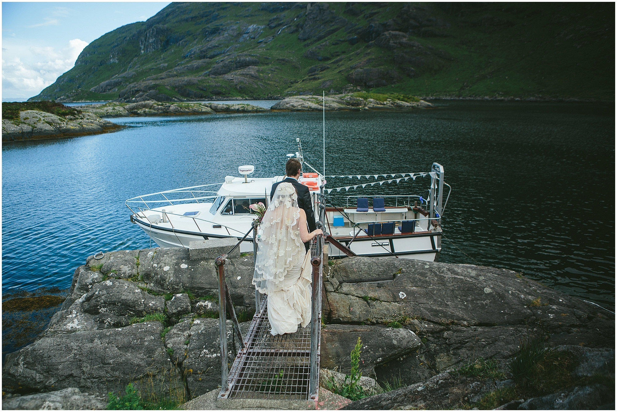 Loch Coruisk Isle of Skye elopement package photographer