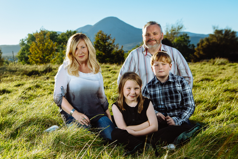 Rosie Woodhouse and family, Isle of Skye family and wedding photographer
