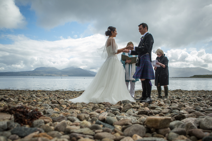 mariage sur la plage duisdale house hotel isle of skye wedding. Black Bedroom Furniture Sets. Home Design Ideas