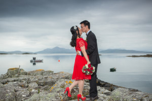 Chinese Pre wedding photography Isle of Skye, wedding photography Plockton, Chinese Pre Wedding photographer Scotland, Chinese elopement