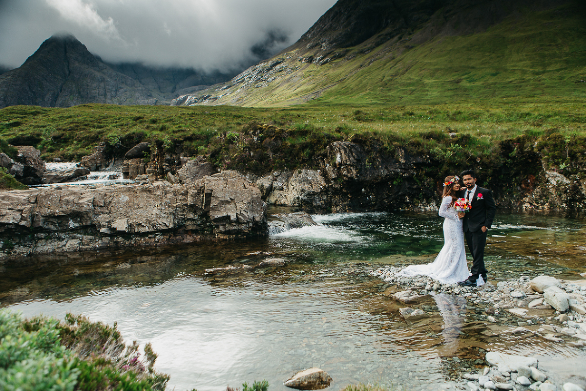 A Year Of Wedding Photography On The Isle Of Skye Love