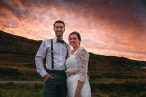 Applecross Scotland North Coast 500 elopement wedding