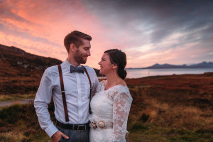 wedding photographer Applecross, isle of skye elopement photographer, scotland elopement package