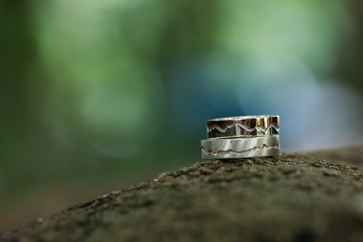 Cuillin wedding ring range Love from Skye