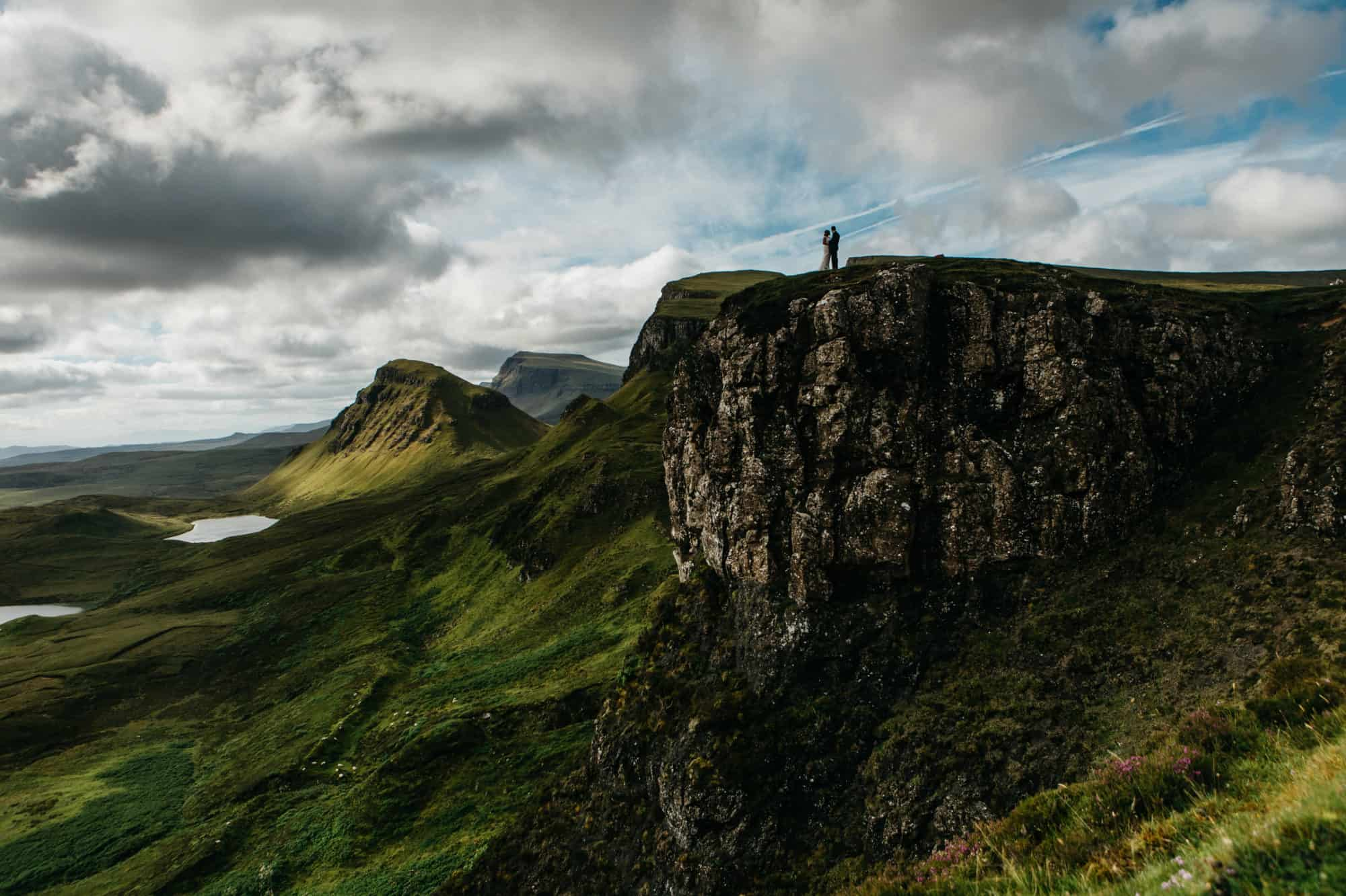 Quiraing wedding photography