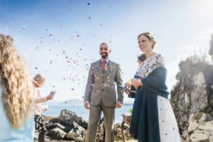 Kinloch Lodge Hotel Isle of Skye wedding Photograph