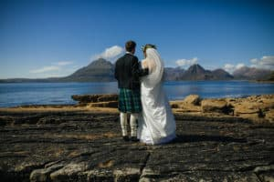Micro wedding Isle of Skye